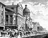 Bonsecours Market, Montreal, Canada, 1895