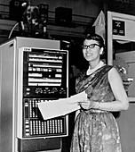 Melba Roy, NASA mathematician