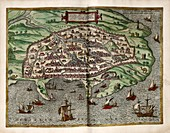 Alexandria, 16th century