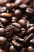 Coffee beans (close-up)