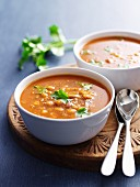 Spicy Moroccan Soup