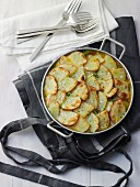 Smoked Haddock Potato Bake