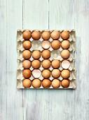 Box of 6 eggs