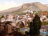 Stari Most, Mostar, Herzegovina