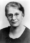 Agnes Mary Claypole Moody, US zoologist