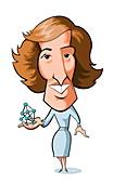Dorothy Hodgkin, British chemist