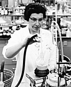 Jeanne Osiecki, Swiss-US chemist