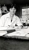 Lois MacKay, US biochemist