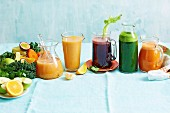 5 ways with juices