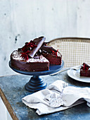 Beetroot and Chocolate Mud Cake