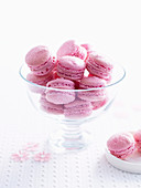 Raspberry Macaroon Dreams