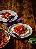 Rogan Josh (Indian lamb curry)