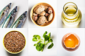 Omega 3-rich foods