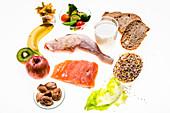 DASH diet to low blood pressure