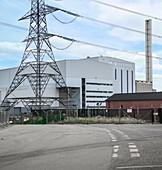 Ferrybridge multifuel power station