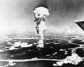 Operation Crossroads atom bomb test, 1946