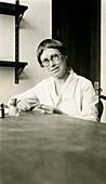 Margaret Morris Hoskins, US anatomist