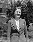 Regina Flannery Herzfeld, US anthropologist