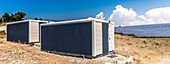 Photovoltaic power plant - inverters