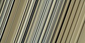 Saturn's rings, Cassini image