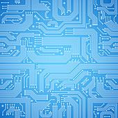 Circuit board, illustration