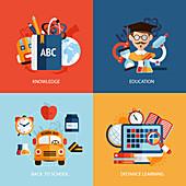 Education, illustration