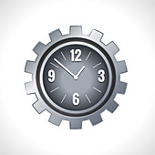 Time, illustration