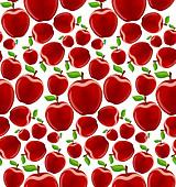 Apples, illustration