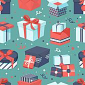 Gifts, illustration