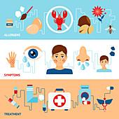 Allergies, illustration