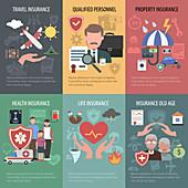 Insurance, illustration