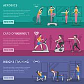Exercise, illustration