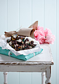 Wicked Choc-Mint Rocky Road