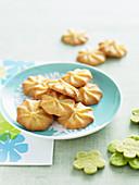 Erdnussplätzchen mit Golden Syrup