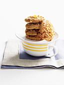 Peanut Praline Cookies