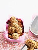 Golden Oaty Carrot Cookies
