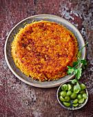 Dami Godjeh – Persian tomato rice