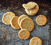Karakisch – Palestinian sesame seed biscuits