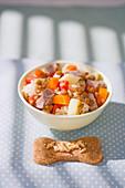 Dog Food - Kalbfleisch mit Linsen und Gemüse