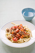 Dog Food - Pasta Bolognese