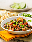 Keema (mince curry, India)