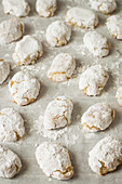Ricciarelli (Italian Christmas biscuits)