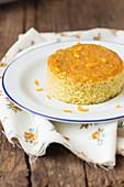 Olivenöl-Orangen-Kuchen