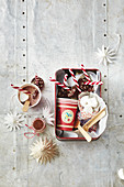 Sugar and spice hot chocolate box