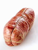 Cotechino (raw pork sausage from Italy)
