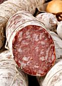 Salami Mantovano from Mantua, Italy