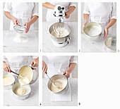 Biskuitkuchen zubereiten