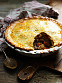 Fashion Lamb and Celeriac Pie