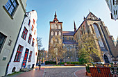 St Mary's church, Rostock, Germany