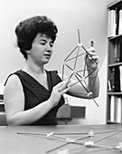Joyce Jacobson Kaufman, American chemist